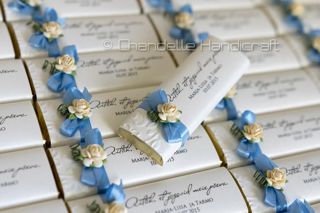 Ответные подарки гостям на свадьбе 34